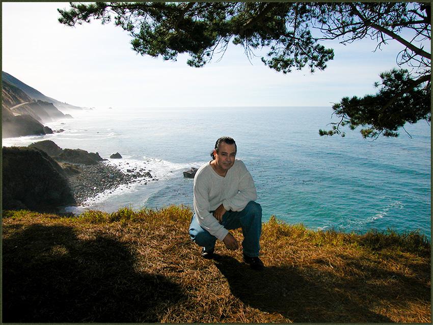 O. Bisogno Scotti, Camping in Big Sur